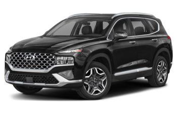 2022 Hyundai Santa Fe HEV - Abyss Black