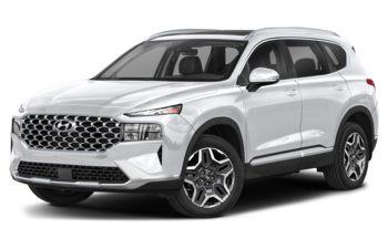 2021 Hyundai Santa Fe HEV - Hyper White