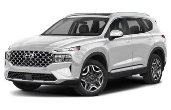 2022 Hyundai Santa Fe HEV - White Cream