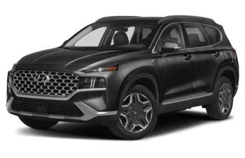 2021 Hyundai Santa Fe HEV - Lagoon Blue