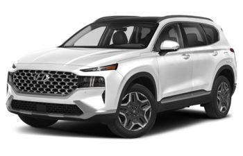 2021 Hyundai Santa Fe HEV - Lava Orange