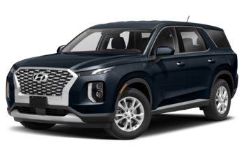 2021 Hyundai Palisade - Moonlight Cloud