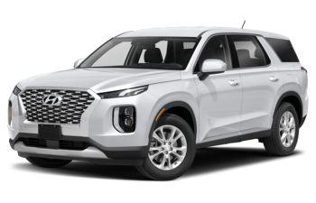 2021 Hyundai Palisade - Hyper White