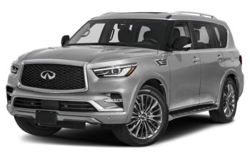2021 Infiniti QX80 - Liquid Platinum Metallic