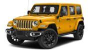2021 Jeep Wrangler 4xe (PHEV)