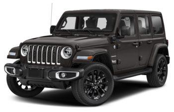 2021 Jeep Wrangler 4xe (PHEV) - Granite Crystal Metallic