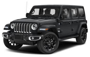 2021 Jeep Wrangler 4xe (PHEV) - Sting-Grey