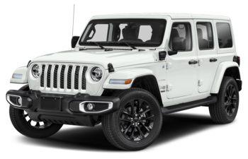2021 Jeep Wrangler 4xe (PHEV) - Bright White