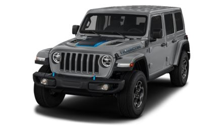 2021 Jeep Wrangler Unlimited 4xe Sahara