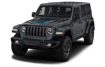 2021 Jeep Wrangler Unlimited 4xe - Sting-Grey
