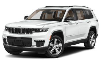 2021 Jeep Grand Cherokee L - Bright White