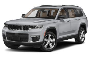 2021 Jeep Grand Cherokee L - Silver Zynith