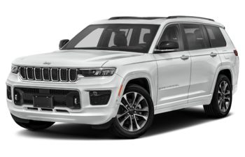 2021 Jeep Grand Cherokee L - Velvet Red Pearl