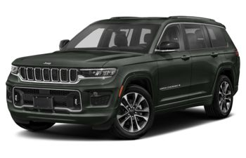 2021 Jeep Grand Cherokee L - Bright White