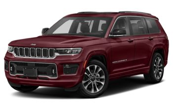 2021 Jeep Grand Cherokee L - Diamond Black Crystal Pearl