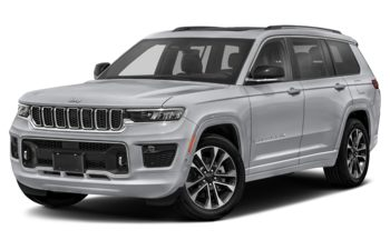 2021 Jeep Grand Cherokee L - Baltic Grey Metallic