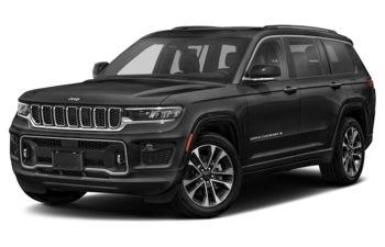 2021 Jeep Grand Cherokee L - Diamond Black Crystal Pearl