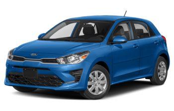 2021 Kia Rio - Sporty Blue