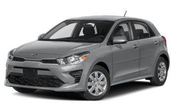 2021 Kia Rio - Steel Grey