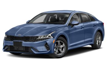 2021 Kia K5 - Pacific Blue