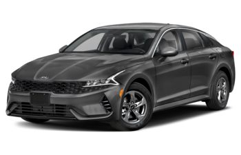 2021 Kia K5 - Gravity Grey