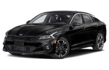 2021 Kia K5 - Ebony Black