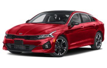 2021 Kia K5 - Passion Red