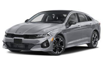 2021 Kia K5 - Wolf Grey