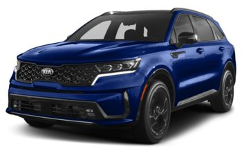 2021 Kia Sorento - Pacific Blue