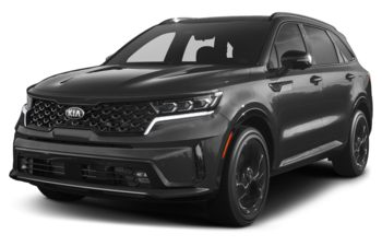 2021 Kia Sorento - Gravity Grey