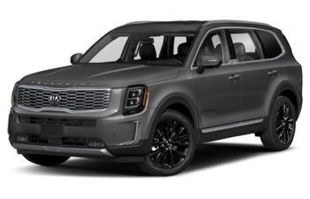 2021 Kia Telluride - Gravity Grey