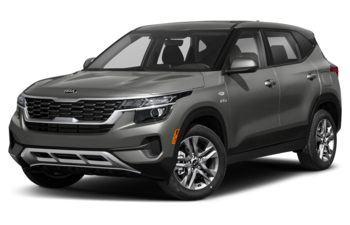 2021 Kia Seltos - Steel Grey