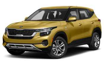 2021 Kia Seltos - Starbright Yellow