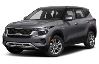 2021 Kia Seltos - Gravity Grey