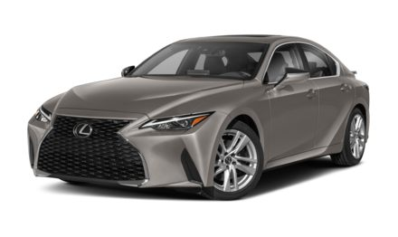 2021 Lexus IS 300 Base