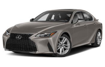 2021 Lexus IS 300 - Atomic Silver
