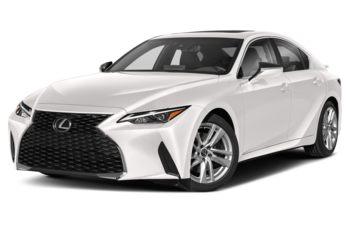 2021 Lexus IS 300 - Ultra White