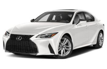 2021 Lexus IS 300 - Eminent White Pearl