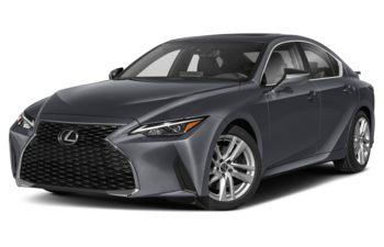 2021 Lexus IS 300 - Cloudburst Grey