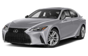 2021 Lexus IS 300 - Iridium