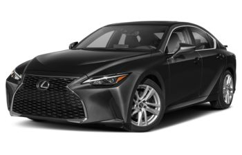 2021 Lexus IS 300 - Caviar