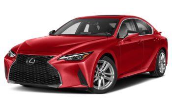 2021 Lexus IS 300 - Infrared