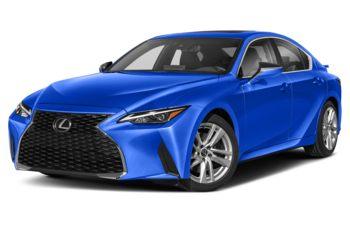 2021 Lexus IS 300 - Ultrasonic Blue Mica 2.0