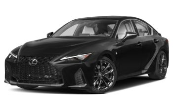 2021 Lexus IS 350 - Cloudburst Grey