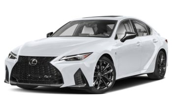2021 Lexus IS 350 - Ultra White
