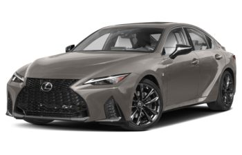 2021 Lexus IS 350 - Atomic Silver
