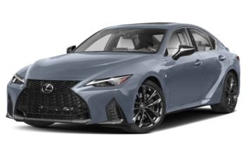 2021 Lexus IS 350 - Iridium