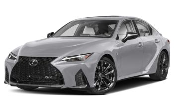 2021 Lexus IS 350 - Caviar