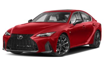 2021 Lexus IS 350 - Infrared