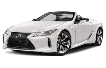 2021 Lexus LC 500 - Ultra White